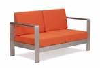 Cosmopolitan Sofa-Cushions Orange