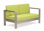 Cosmopolitan Sofa-Cushions Green