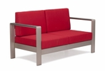 Cosmopolitan Sofa-Cushions Red