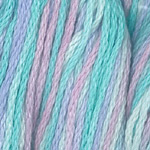 Plymouth Fantasy Naturale Multicolor - Purple/Pink/Mint