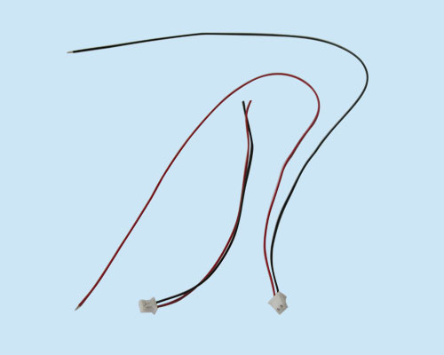 W100-040: main motor wire+tail motor wire