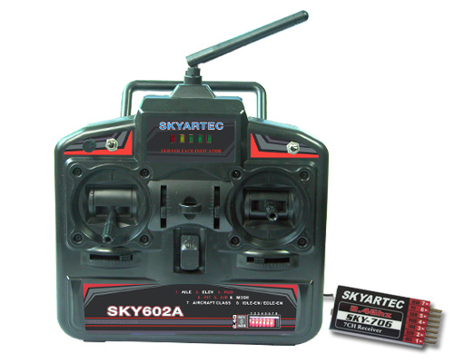 HS043-1 SKY602A 2.4GHz TX(Include SKY706 RX)