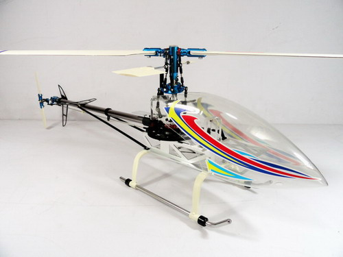 Walkera 60B Metal Version RC Helicopter Kit (No Electrics)