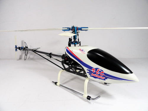 Walkera 60D Metal Version RC Helicopter Kit (No Electrics)