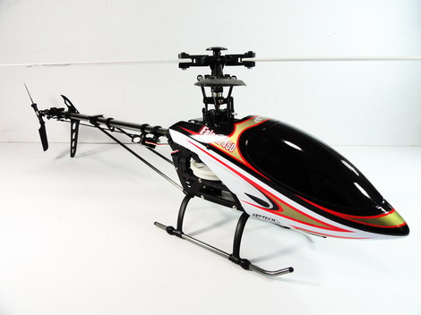 2.4GHz Art-Tech Falcon 450 R/C 3D 6 Channel Helicopter RTF
