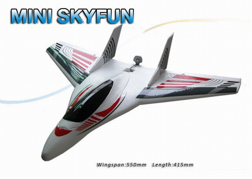 Skyartec MINI SKYFUN Airplane Kit (NO Electrics)
