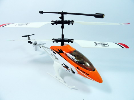 Free Shipping! 3CH Metal Body MINI Helicopter JXD 330