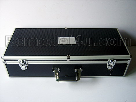 Aluminum Case for 450 Class RC Helicopter