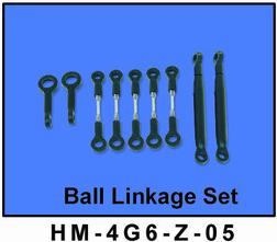HM-4G6-Z-05: Ball Linkage Set