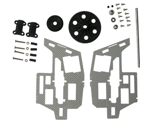 WH4-092 BELT250 upgraded set(complete)