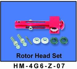 HM-4G6-Z-07: Rotor Head Set