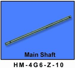 HM-4G6-Z-10: Main Shaft