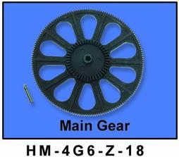 HM-4G6-Z-18: Main Gear