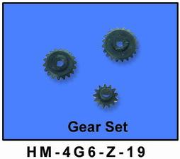 HM-4G6-Z-19: Gear Set