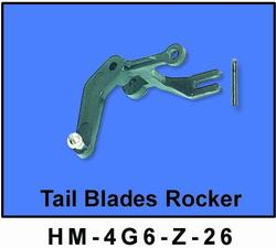 HM-4G6-Z-26: Tail Blades Rocker
