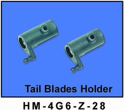 HM-4G6-Z-28: Tail Blades Holder