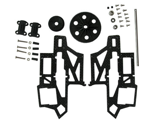 NI250-069 NINJA250 upgraded set (complete)