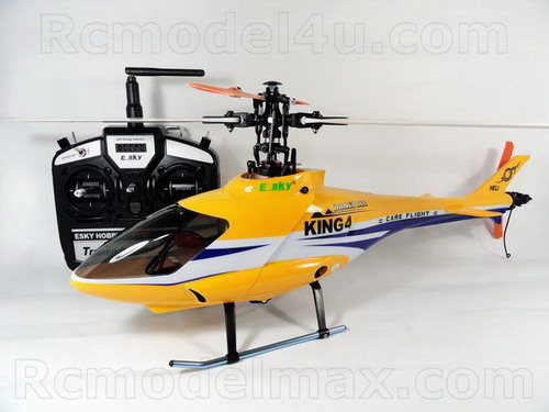 2.4G ESKY HONEY BEE KING4 RTF 6CH Helicopter