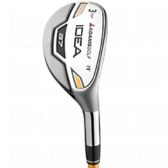 Adams Mens Idea A7 Hybrid Utility Woods