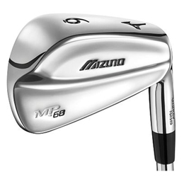 Mizuno Mens MP-68 Forged Irons 8 clubs 3-Pw