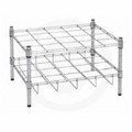 Drive Oxygen Cylinder Rack, Holds 20 E, D, C or M9 Cylinders