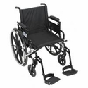 Drive Aluminum Viper Plus GT Wheelchair