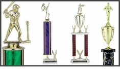 Traditional Column Trophies