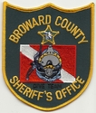 Broward County Sheriff's Office Dive Team Florida Patch