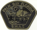 Palm Bay Florida S.W.A.T. Patch