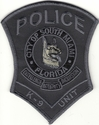 City Of South Miami Police K9 Unit Florida Patch