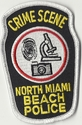 North Miami Beach Police Crime Scene Florida Patch