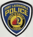 Fort Lauderdale Police Florida Patch