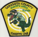 Sarasota County Sheriff's Office Firearms Unit Florida Patch