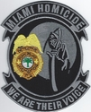 Miami Police Homicide Investigations Detective Florida Patch