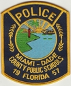 Miami-Dade County Public Schools Police Florida Patch