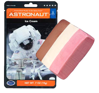 Astronaut Food Ice Cream Astronaut Ice Cream Ne...