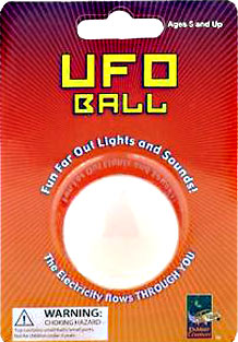 UFO Energy Circuit Ball