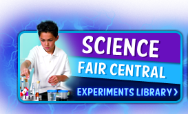Science Fair Central Experiments Library