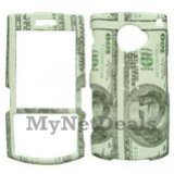 Money Snap-On Cover Case Protector Faceplate for Samsung i760