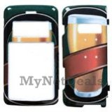 Beer Snap-On Cover Case Protector Faceplate for LG enV2 (VX9100)