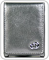 Kroo Protective Carrying Case for Apple Ipod Nano 3rd Generation Melrose series Gray