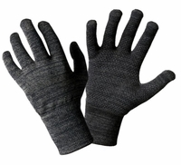 Glider Gloves Urban Style Touchscreen Gloves - Black