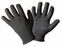 Glider Gloves Winter Style Touchscreen Gloves - Black