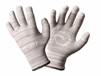 Glider Gloves Winter Style Touchscreen Gloves - Gray