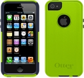 OtterBox Commuter Case for Apple iPhone 5 - Punk Green