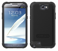 Ballistic SG Series Case for Samsung Galaxy Note II 2 - Black