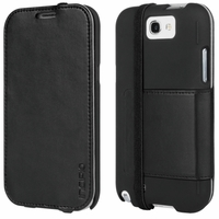 Incipio LGND Case for Samsung Galaxy Note II 2 - Black