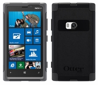 Otterbox Commuter Case for Nokia Lumia 920 - Black / Gray