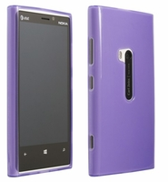 TPU Case for Nokia Lumia 920 - Purple