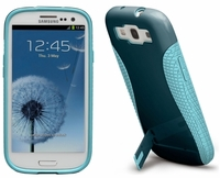Case-Mate Pop! Case with Stand for Samsung Galaxy S III 3 - Navy and Aqua